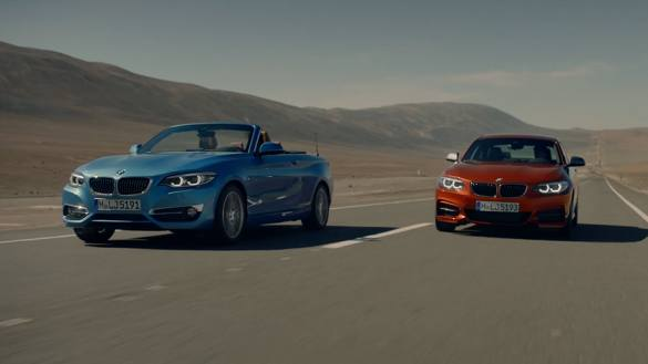 BMW 2シリーズ クーペ画像