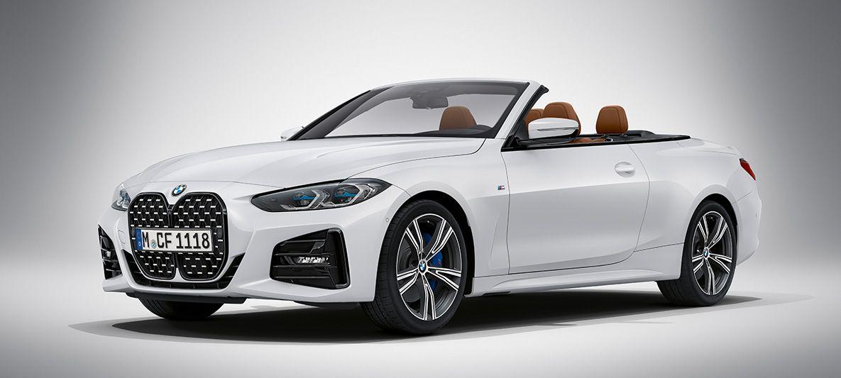 BMW 4シリーズ ガブリオレ
