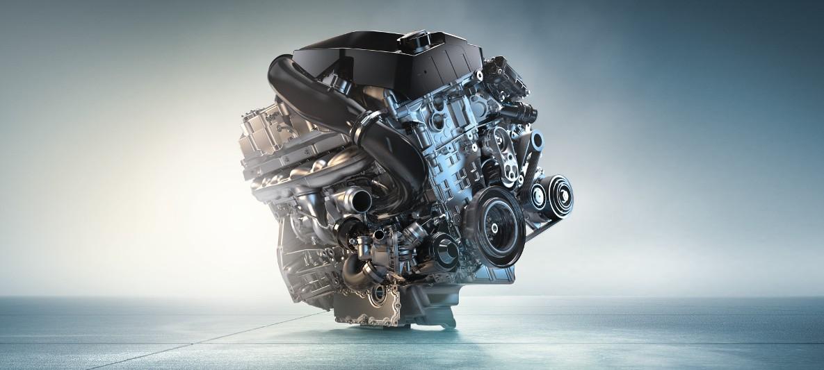BMW4シリーズ・グランクーペ・エンジン