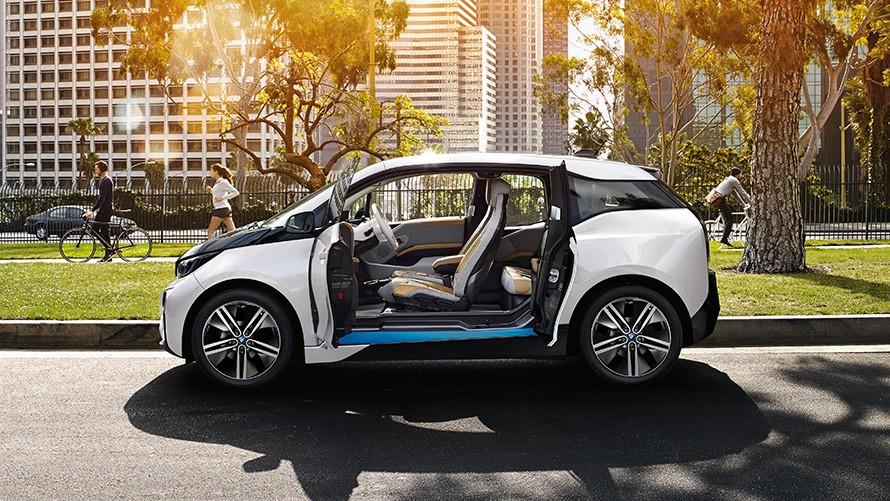 BMW i3画像