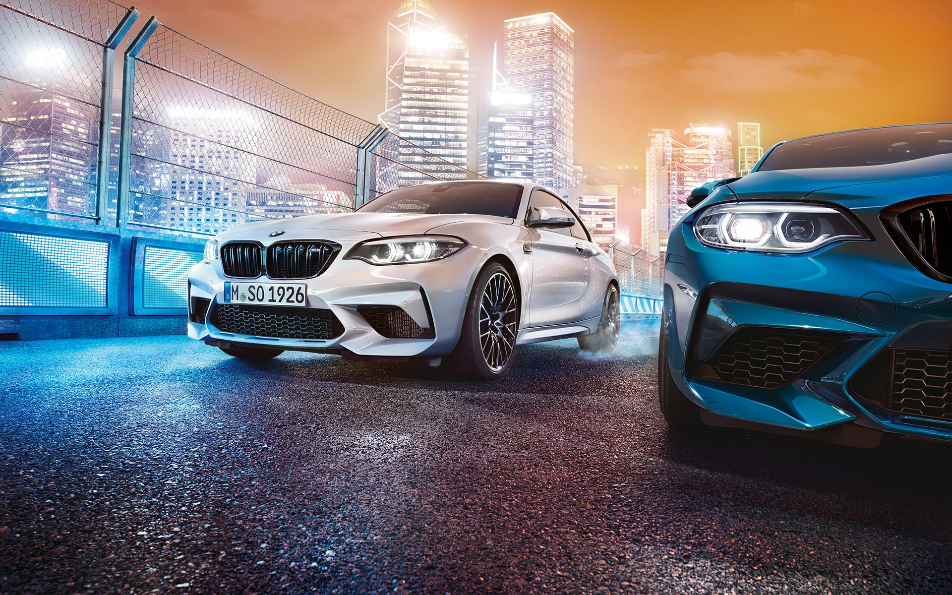 BMW M2 コンペティション : ギャラリー