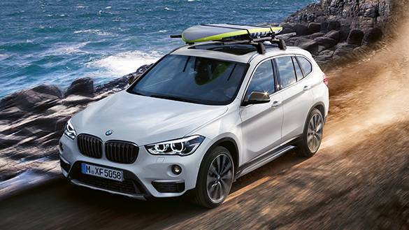 BMW X1画像