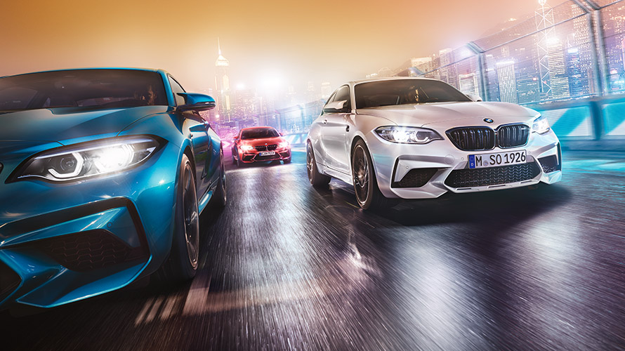New M2 Competition