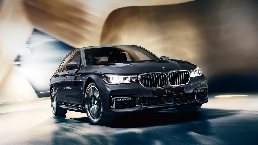BMW 740i DRIVER'S EDITION.