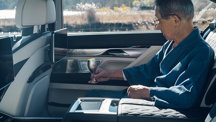 美と技の、究極を紡ぐ。BMWと日本の名匠 プロジェクト。
