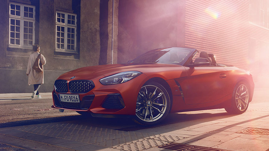 THE ALL-NEW BMW Z4 First Edition