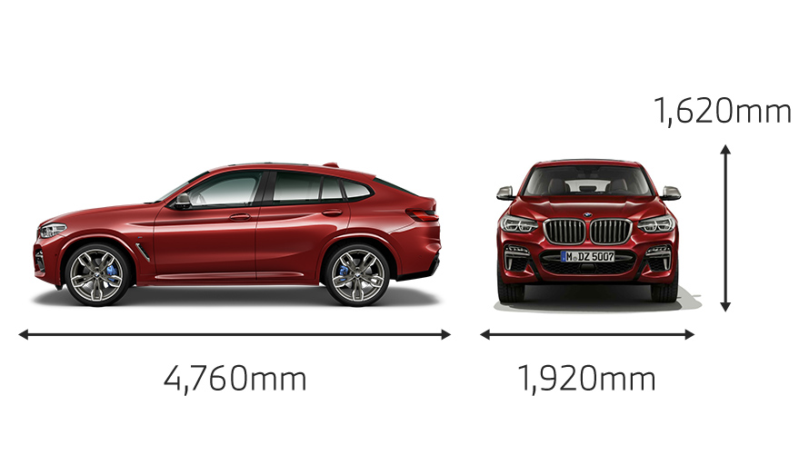 THE X4.