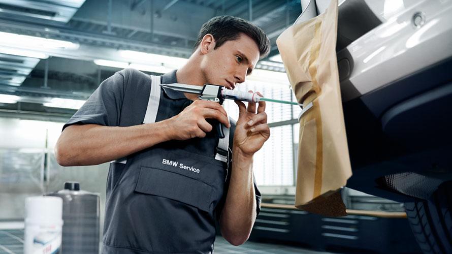 修理品質を高める認定機器と設備