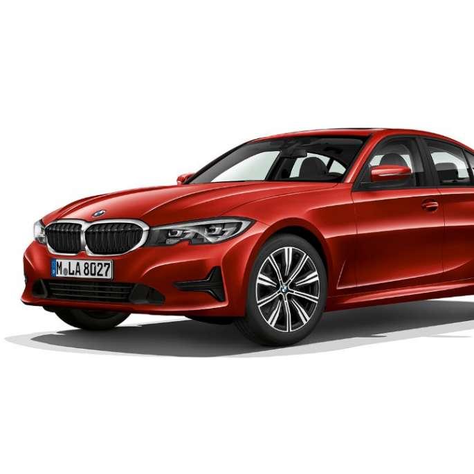 BMW 3 シリーズ セダン ― モデルラインアップ